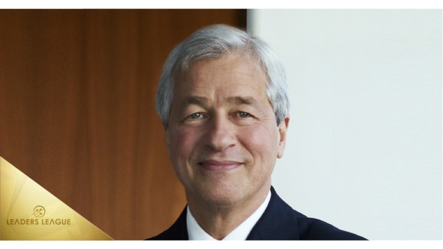 Top 100 Executives 2020 – Jamie Dimon, CEO, J.P. Morgan