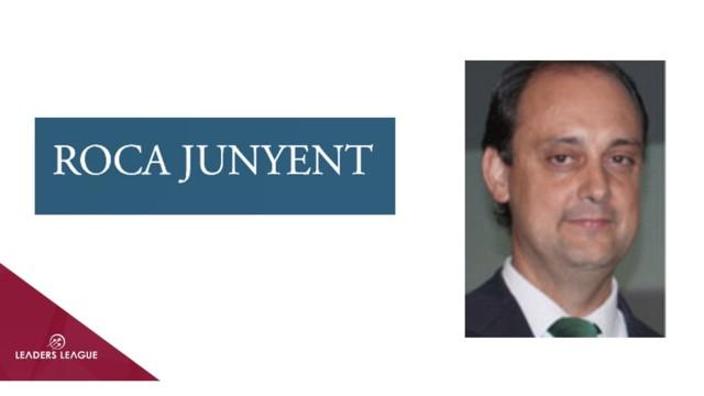 Roca Junyent hires former Mediapro lawyer Íñigo Cisneros Humaran