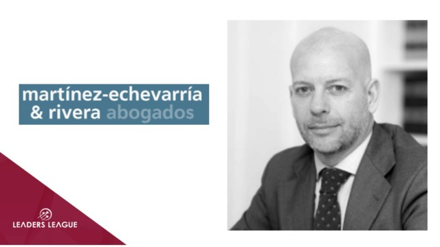 Martínez-Echevarría Abogados hires Javier Lacleta Michelena from MAIO Legal