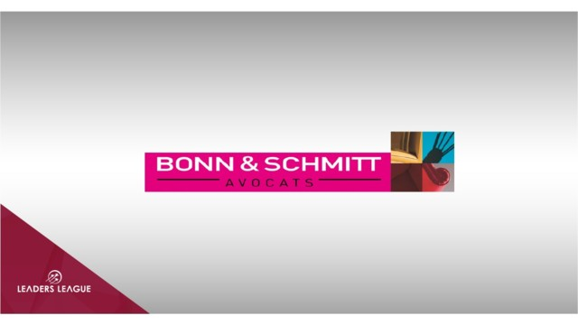 Luxembourg-based law firm Bonn & Schmitt reinforces its practices' coverage
