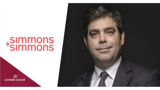Simmons & Simmons Spain welcomes new partner