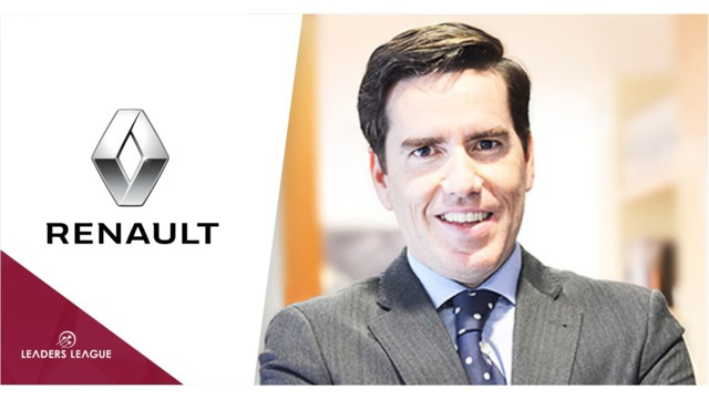 Renault appoints new Legal Director for Spain