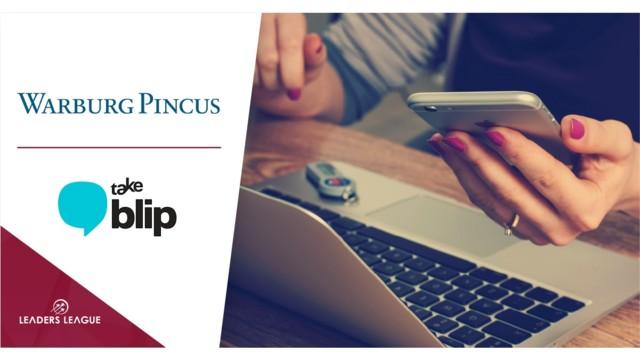 Warburg Pincus invests $100m in Brazilian startup Take Blip