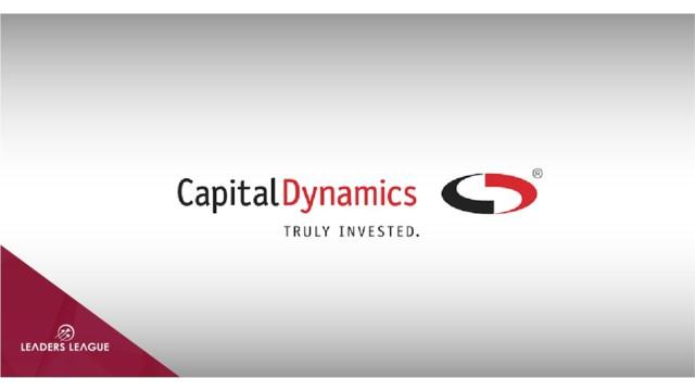Swiss asset management company Capital Dynamics opens Paris office