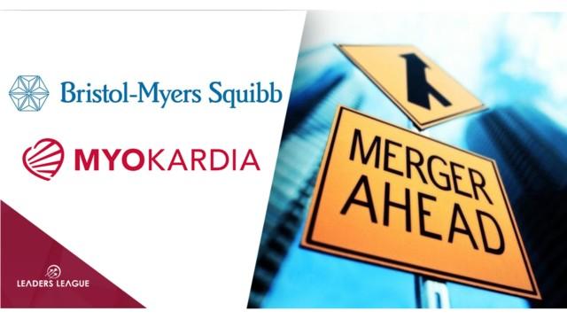 Bristol-Myers Squibb buys MyoKardia for $13.1bn