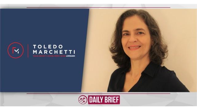 Ana Claudia de Mello Franco Joins Toledo Marchetti Advogados