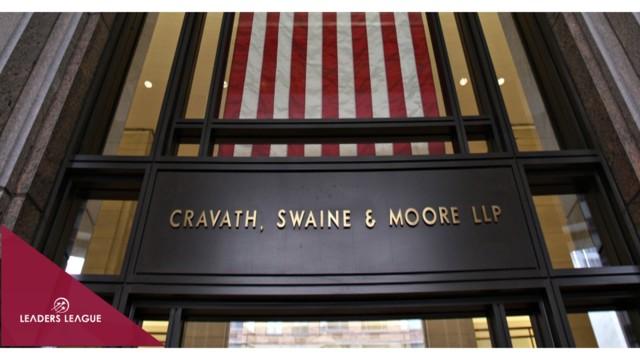 Cravath elects 11 new partners