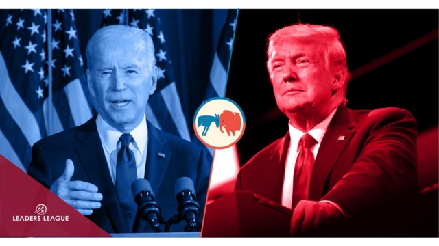 Biden ahead in polls as election day looms