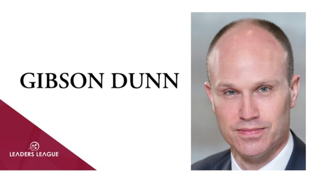 Gibson Dunn hires partner Matthew Nunan from Morgan Stanley