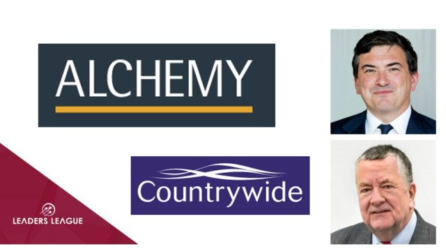 Countrywide set to undergo recapitalisation with funds from Alchemy Partners