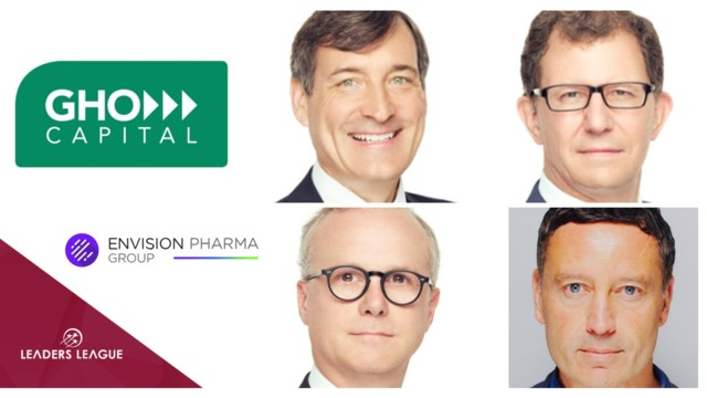 UK-based GHO Capital Partners increases investment in Envision Pharma Group