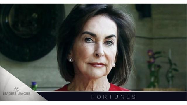 Fortunes 2020: Iris Fontbona, Heiress, Antofagasta