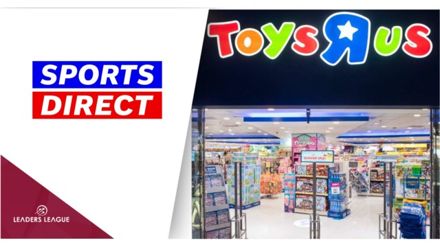 Britain's Sports Direct buys six Toys 'R' Us stores in Spain for €34m