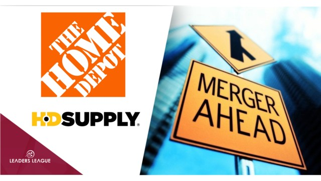 The Home Depot re-buys HD Supply for $9.1 billion