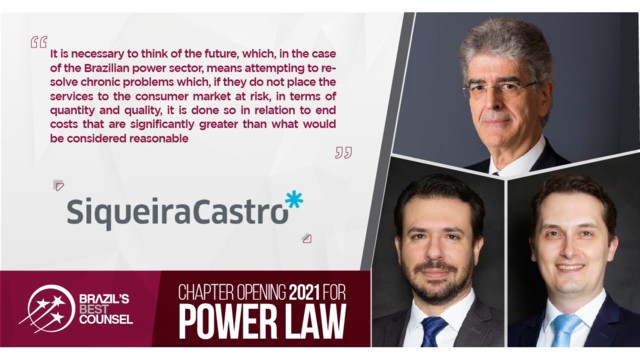 Brazil's Best Counsel 2021 - Chapter Opening: Power Law