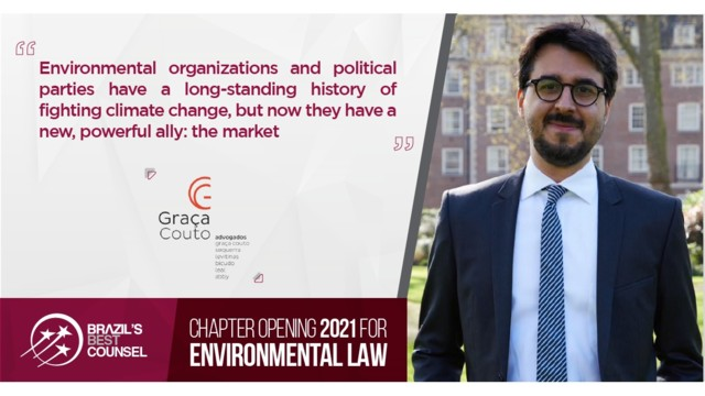 Brazil's Best Counsel 2021 - Chapter Opening: Environmental Law