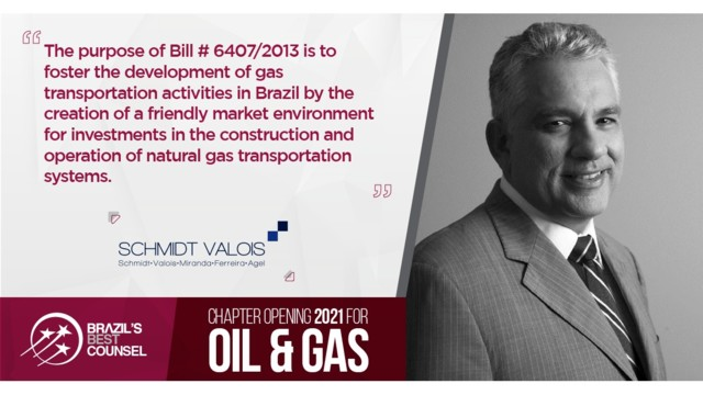 Brazil's Best Counsel 2021 - Chapter Opening: Oil & Gas