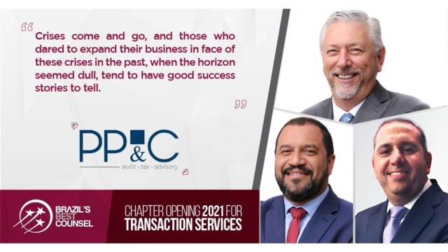 Brazil's Best Counsel 2021 - Chapter Opening: Transaction Services