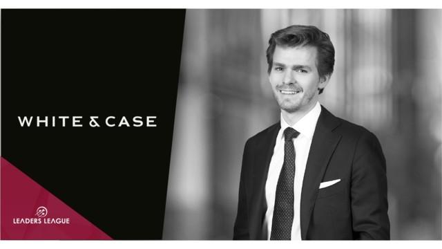 White & Case promotes Thomas Glauden to local partner