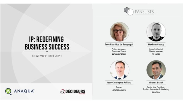 Event Insight: IP Redefining Business Success