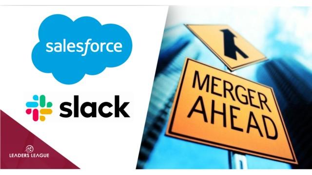 Salesforce buys Slack for $27.7bn