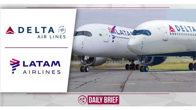 CADE Approves Joint Venture Between Delta and Latam