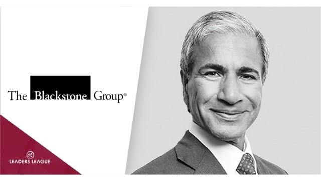 Interview: Prakash Melwani (Chief Investment Officer, Blackstone)