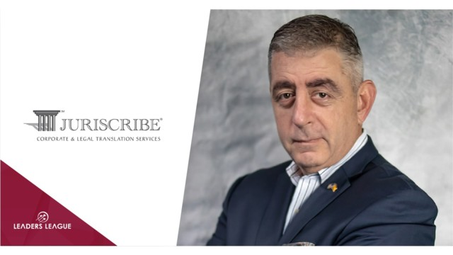 Interview with Steven M. Kahaner - Executive Director (Juriscribe / USA)