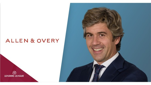 Ignacio Hornedo, partner, Allen & Overy: 'There´s fierce competition among private equity houses for good assets'
