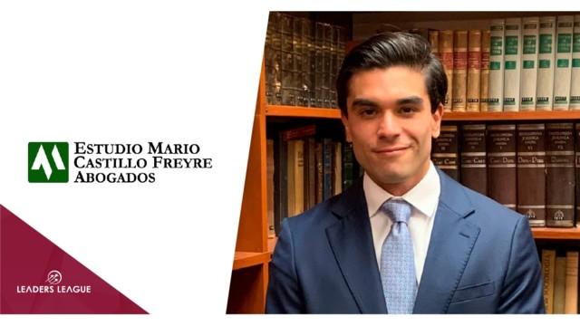 Peru's Mario Castillo Freyre incorporates new partner