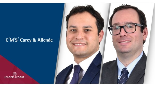 Chile's CMS Carey & Allende promotes two partners