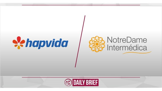 Health Plan Giants Hapvida and NotreDame Merge to Create R$110.5bi Company