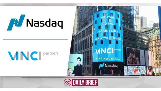 Vinci Partners Raises $250m in Nasdaq IPO