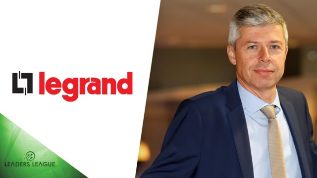 """F. Lemery (Legrand): """"A company's CSR performance helps its financial performance"""""""