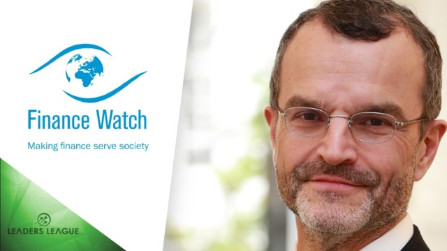 """T. Philipponnat (Finance Watch): """"Sustainable finance must be regulated at European level"""""""