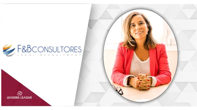 """Paula Fuentes: """"The previous model of law firm management is now being replaced by leadership that motivates and unites"""""""
