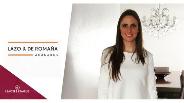 Lazo & De Romaña promotes partner