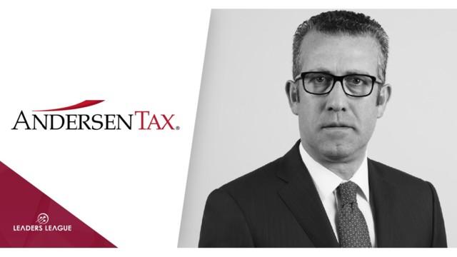 Spain managing partner elected member of Andersen's Global board of directors