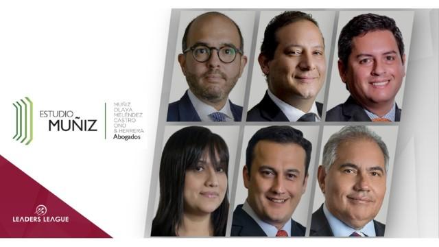 Peru's Muñiz promotes six to principal partner
