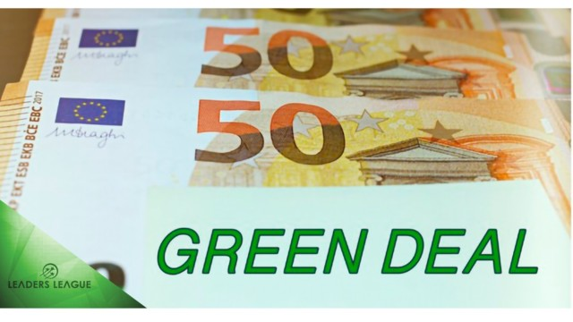 The Green Economy: Europe starts to sow the seeds