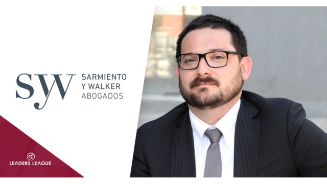 Chile's Sarmiento & Walker appoints William García as partner
