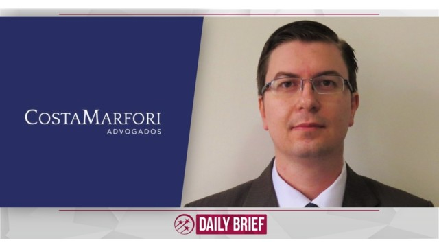 Kristian Pscheidt Announced as Partner of Costa Marfori Advogados