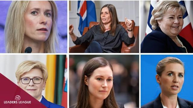 Women in Power: Northern Lights