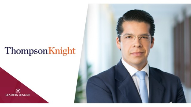 Thompson & Knight names new partner in Mexico City