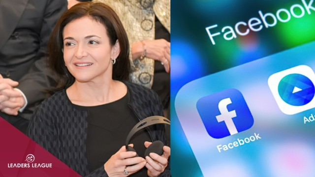 Sheryl Sandberg: Like, Sheryl, Follow