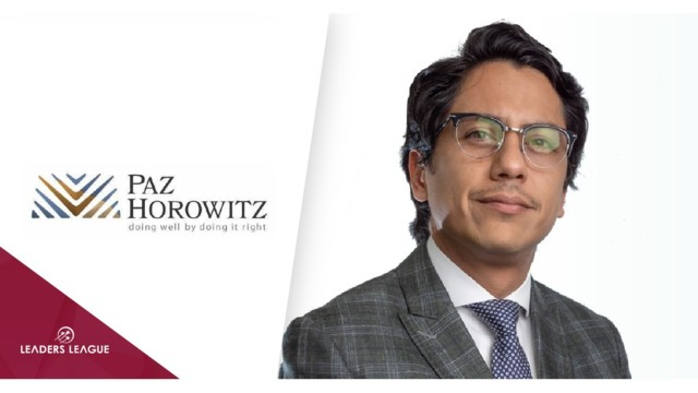 Paz Horowitz Abogados incorporates new partner