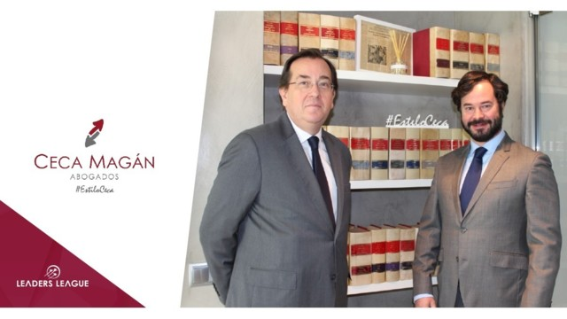 Spain's Ceca Magán appoints new partner in its Madrid office