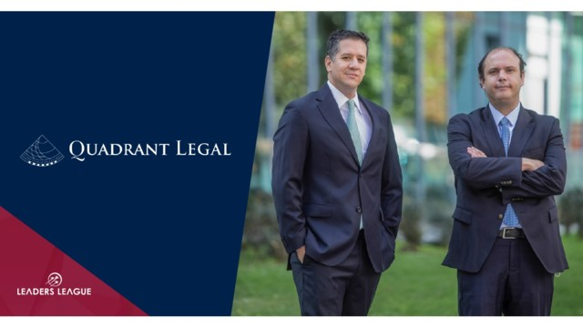 Chile's Quadrant Legal promotes two to partner
