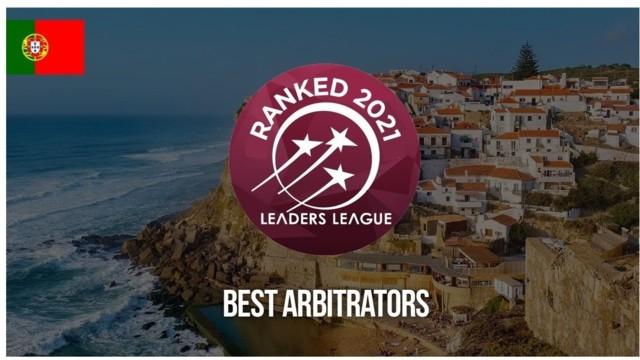 2021 Portugal Best Arbitrators