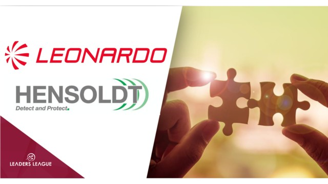 Leonardo acquires 25% stake in HENSOLDT